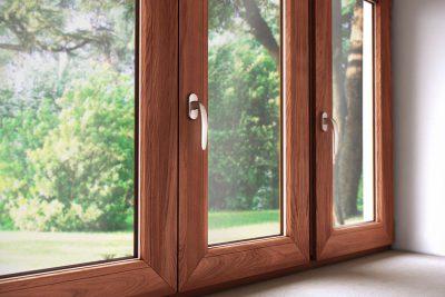 Finestre in legno / alluminio