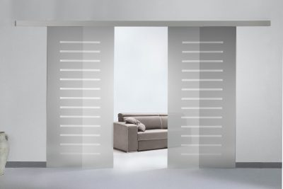 Porte scorrevoli esterno parete