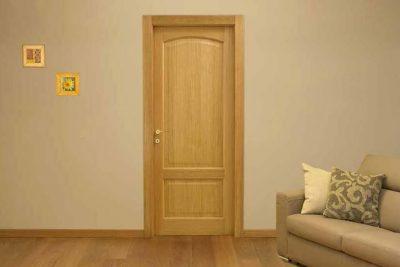 Porte in legno massellate