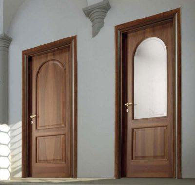 Porte in legno tamburate
