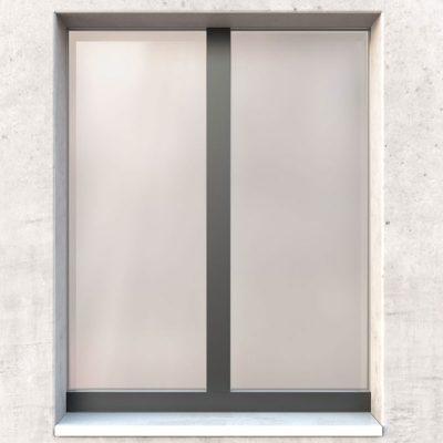 Marchese HP Glass Finestra in Alluminio
